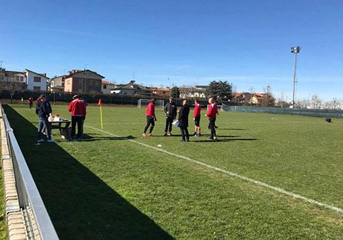 Test di Valutazione Funzionale AS Pro Piacenza 1919